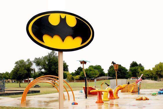 Matthew Quiroz splash park