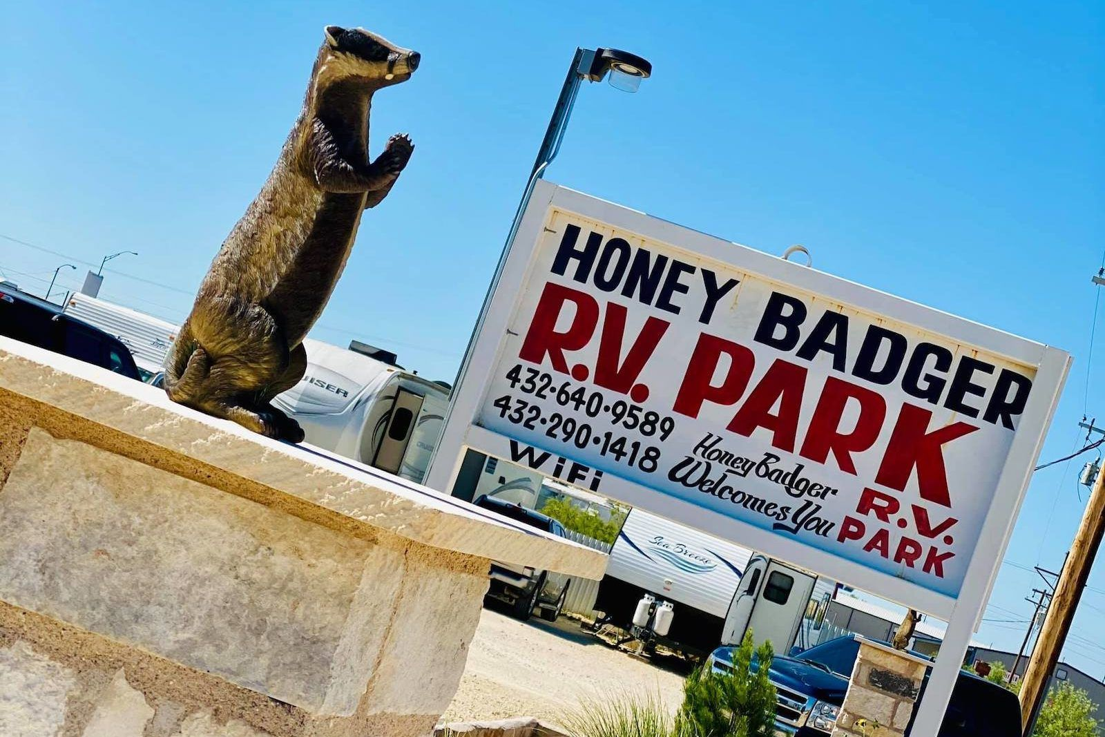 honeybadgerrv